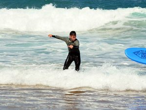 7 Days Intermediate Surf Camp in Portugal