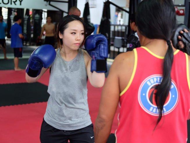 1 Month MMA & Muay Thai in Thailand