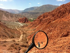 20 Days BMW Motorcycle Tour in Argentina, Chile, Peru, and Bolivia