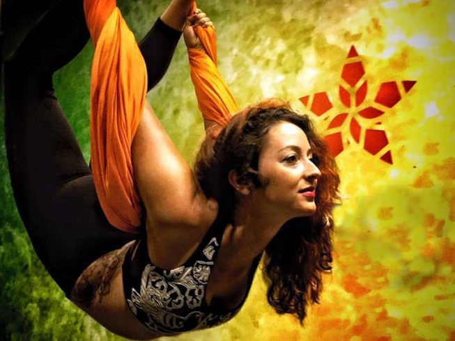 8 Days 25-Hour Aerial Yoga Teacher Training Costa Rica