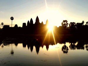 7 Day Siem Reap to Phnom Penh Cycling Tour in Cambodia