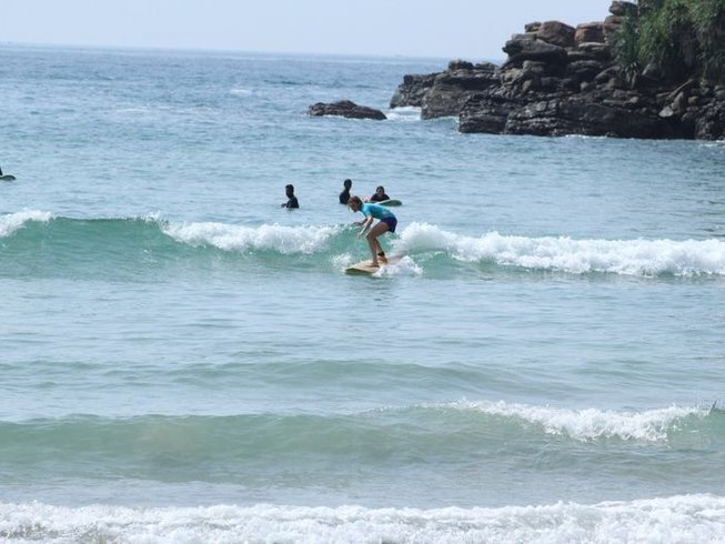 8 Days Surf Camp in Sri Lanka