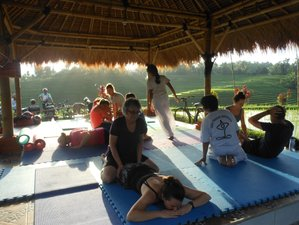 8 Days Balinese Style Meditation and Yoga Teacher Training in Bali, Indonesia