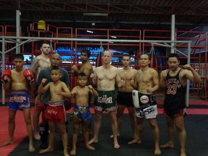 3 Weeks Muay Thai Experience in Pattaya, Thailand