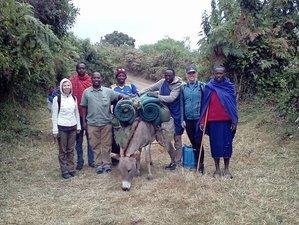 6 Days Mount Kilimanjaro Safari and Trekking