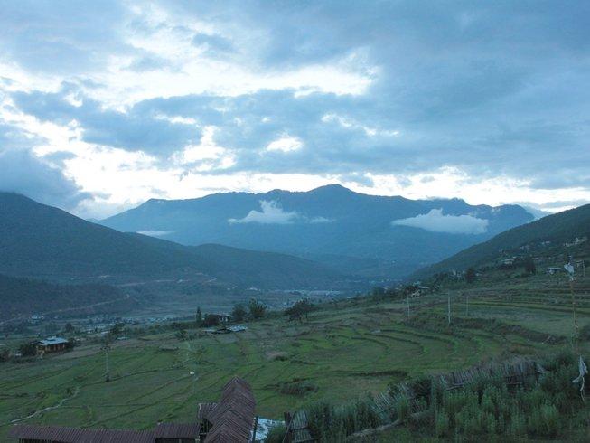 7 jours en pèlerinage de yoga et méditation au Bhoutan