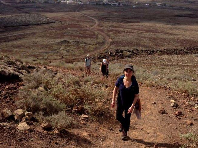 8 días retiro de yoga y senderismo en Fuerteventura, España