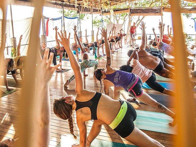 25 Days 200-Hour Vinyasa Yoga Teacher Training in Karangasem, Bali