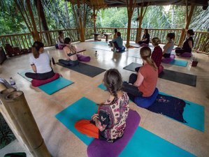 7 Day Yoga Wellness Holiday at Shanti Toya Ashram, Bali