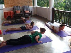 14 Tage entspannendes Yoga Retreat in Hikkaduwa, Sri Lanka