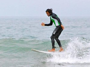 5 Days All Inclusive Surf and Yoga Holiday in Tamraght, Morocco