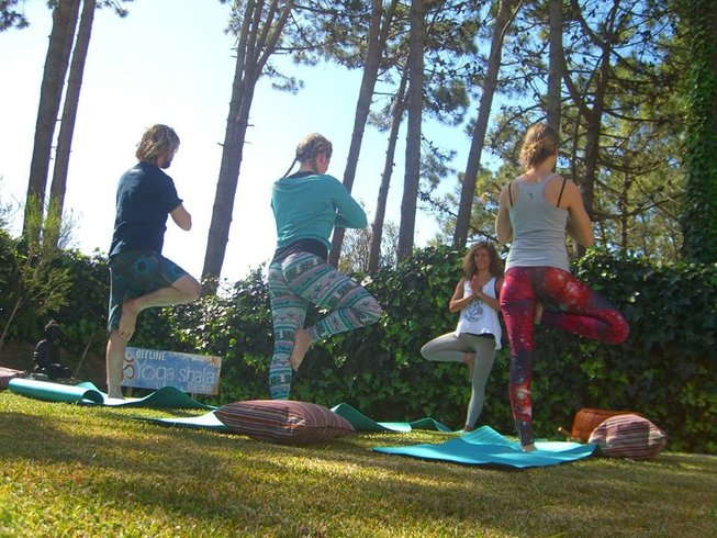 8 Days Wine and Yoga Retreat in Portugal
