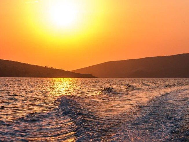 8-Daagse Meditatie en Tantra Yoga Retraite in Leros, Griekenland