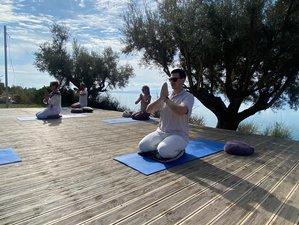16 Day Vipassana Meditation Retreat in Palairos