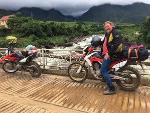 3 Days Thrilling Northwest Vietnam Guided Motorbike Tour