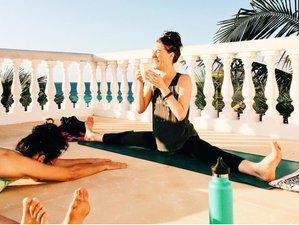 7 jours en stage de yoga à la pleine lune avec Megan sur la riviera maya, Mexique