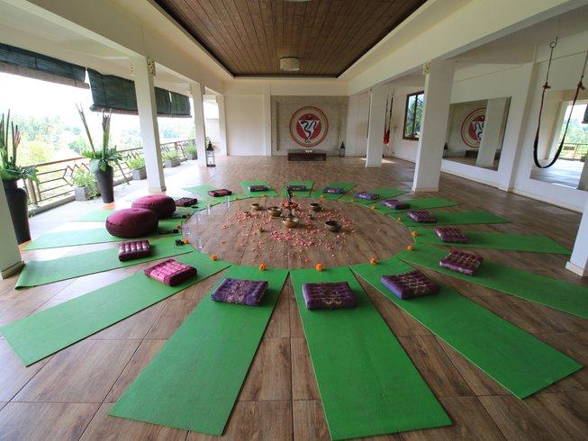 5 jours de yoga auto-éveil avec Guru Ketut Arsana à Bali