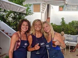 8 Day Exclusive Cooking Holidays in Poros Island