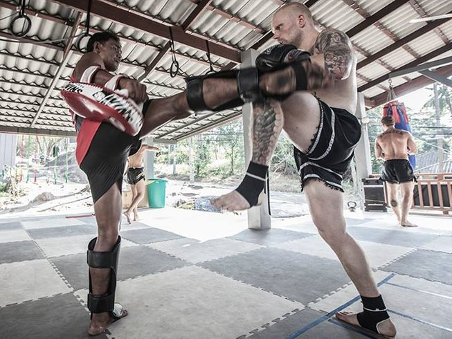 5 Days Boxing and Muay Thai Training in Thailand