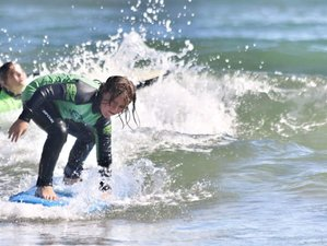 8 Days Natural Surf Camp in Cantabria, Spain