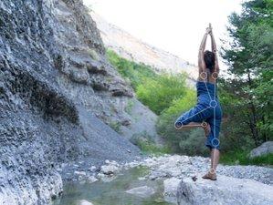 21 jours-200h en formation de professeur de hatha yoga et yoganatomie à Dieulefit, Provence