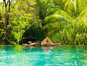 8 Days Raw Food Culinary & Yoga Retreat in Costa Rica