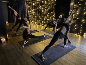 4 Day Urban Paris Yoga Holiday in Rue des Martyrs, Paris