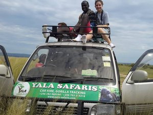 14 Days Explore Golden Wildlife Safaris in Uganda