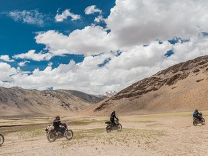 15 Day Ladakh and Spiti Guided Motorcycle Quest in India