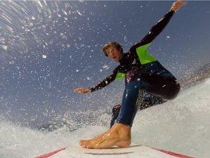 7 Days Energizing Surf Camp Lisbon, Portugal