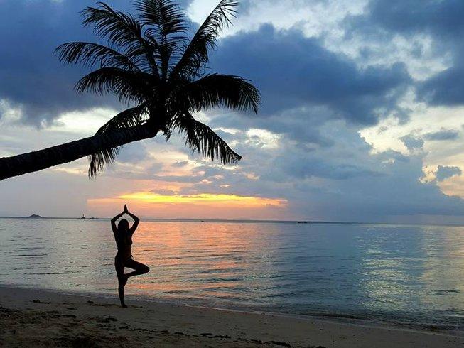 8-Daagse Heilige Reis Meditatie en Yoga Retraite in Koh Phangan, Thailand