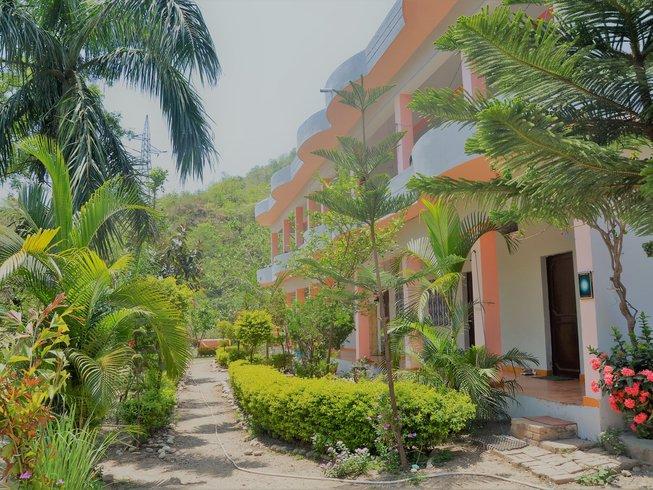15 jours - 100 heures de formation de consultant ayurveda à Rishikesh, Inde