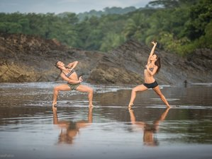 8 Days Budget Surf and Yoga Holiday in Costa Rica