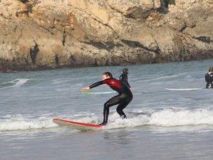 8 Days Surf Camp in Baleal Island, Peniche, Portugal