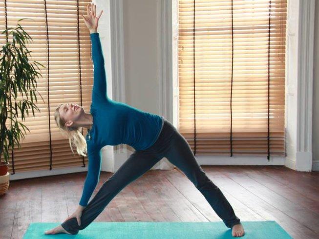 8 Tage Stressabbau Yoga Urlaub in Spanien