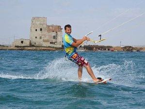 11 Days Beginner Kitesurf Camp in Marsala, Sicily, Italy
