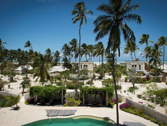 7 Days Luxury Kitesurfing in Zanzibar