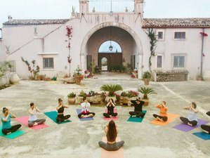8 Day Creative Writing Summer Yoga Retreat in Sicily