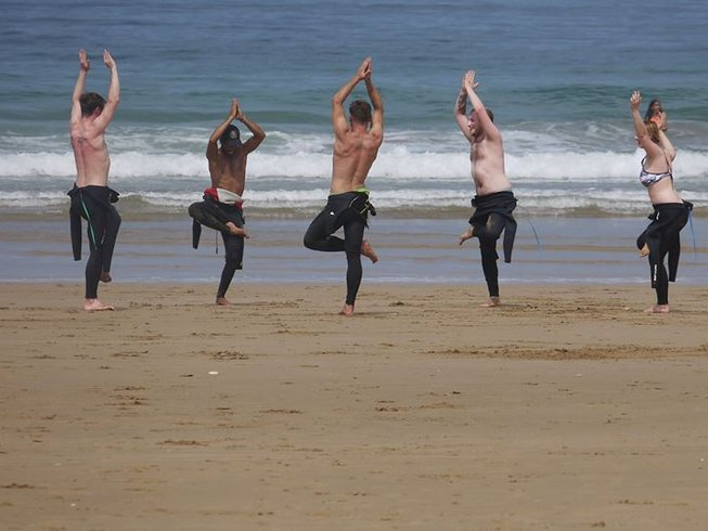 8 Days Intermediate and Advanced SUP and Yoga Retreat in Morocco