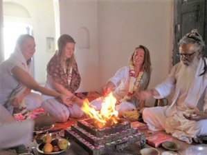 9 Days Therapeutic Application of Yoga (TAY) Immersion in the Himalayas, India