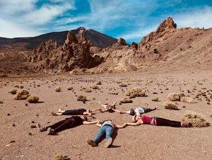 8 jours en stage de yoga, méditation et aventure spirituelle à Tenerife, Espagne