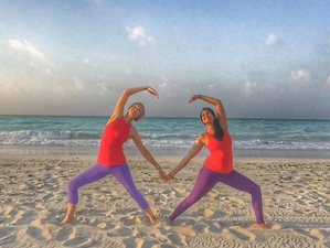 3 Days Let's Go Yoga Retreat in Saadiyat Island, Abu Dhabi