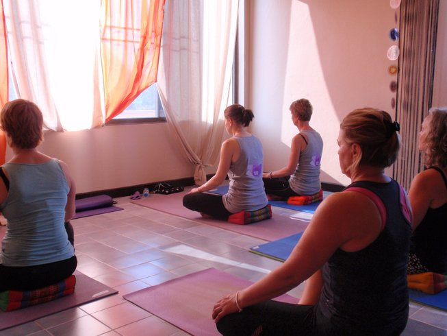 10 Days Yoga Retreat in Rayong, Thailand