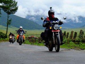 9 Days Royal Enfield Motorbike Tour Bhutan