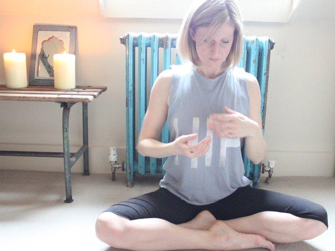 7 Days Scaravelli-Inspired Yoga Retreat in Malaga, Spain