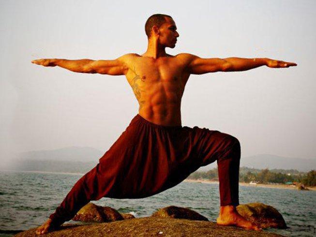 7 Days Aerial and Vinyasa Yoga Retreat in India