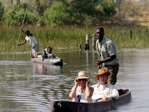 2 Days Mokoro Safari in Botswana