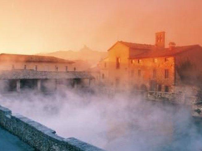 4-Daagse Spirituele Reiki Genezing en Spa Wellness met Meditatie en Yoga Retreat in Toscane, Italië