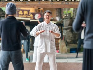 28 Days Mindfulness, Tai Chi and Qi Gong Retreat in Jieyang, Guangdong Province