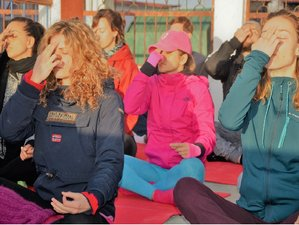 27 Days 200-Hour Pranayama Teacher Training & Yoga Retreat in Rishikesh India